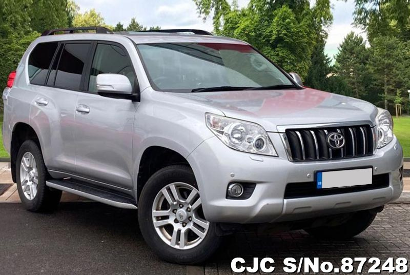 Toyota / Land Cruiser Prado 2012 Stock No. TM1184278